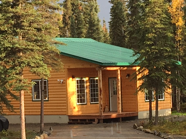 alaska cabins for rent